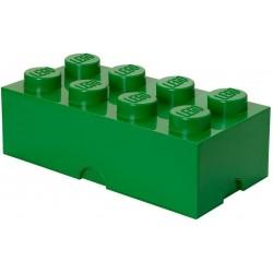 LEGO Storage Brick 8 - Dark Green (40041734)