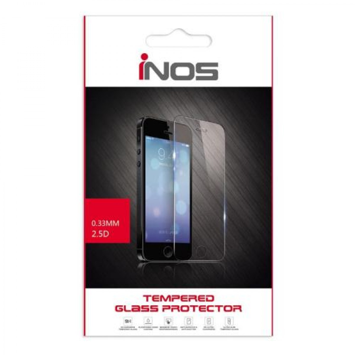 Tempered Glass inos 9H 0 33mm LG H635 G4 Stylus (1 pc) Tempered Glass
