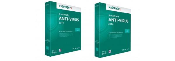 Kaspersky Antivirus 2014  + 1 ACT. KEY (1 Licence + 1 , 1 Year) ANTIVIRUS Τεχνολογια - Πληροφορική e-rainbow.gr