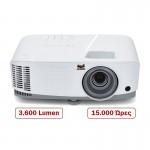 Viewsonic PA503S - 3600 lumen - 15.000 Viewsonic Τεχνολογια - Πληροφορική e-rainbow.gr