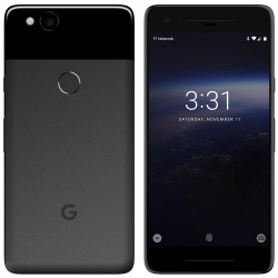 Google Pixel 2 (64GB) LTE - Black MOBILE PHONES Τεχνολογια - Πληροφορική e-rainbow.gr