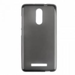 Θήκη TPU Xiaomi Redmi Note 4/ 4X (Dual SIM) Flat Smoke XIAOMI Τεχνολογια - Πληροφορική e-rainbow.gr