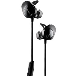 Bose Soundsport In Ear headphones (Apple devices) - Black Handsfree Τεχνολογια - Πληροφορική e-rainbow.gr