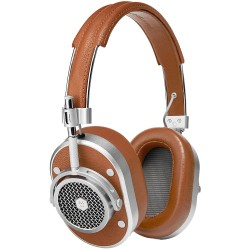 Master & Dynamic MH40 Leather Brown Headsets HEADPHONE Τεχνολογια - Πληροφορική e-rainbow.gr