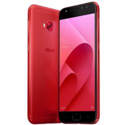 Asus Zenfone 4 Selfie Pro (64GB) LTE Dual - Red MOBILE PHONES Τεχνολογια - Πληροφορική e-rainbow.gr