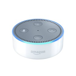 AMAZON Echo Dot 2nd Gen - Speaker White SPEAKERS / Bluetooth Τεχνολογια - Πληροφορική e-rainbow.gr